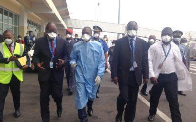 Dr Manaouda Malachie : « En raison de la progression de l'épidémie, nous avons pris le soin de réviser notre stratégie »