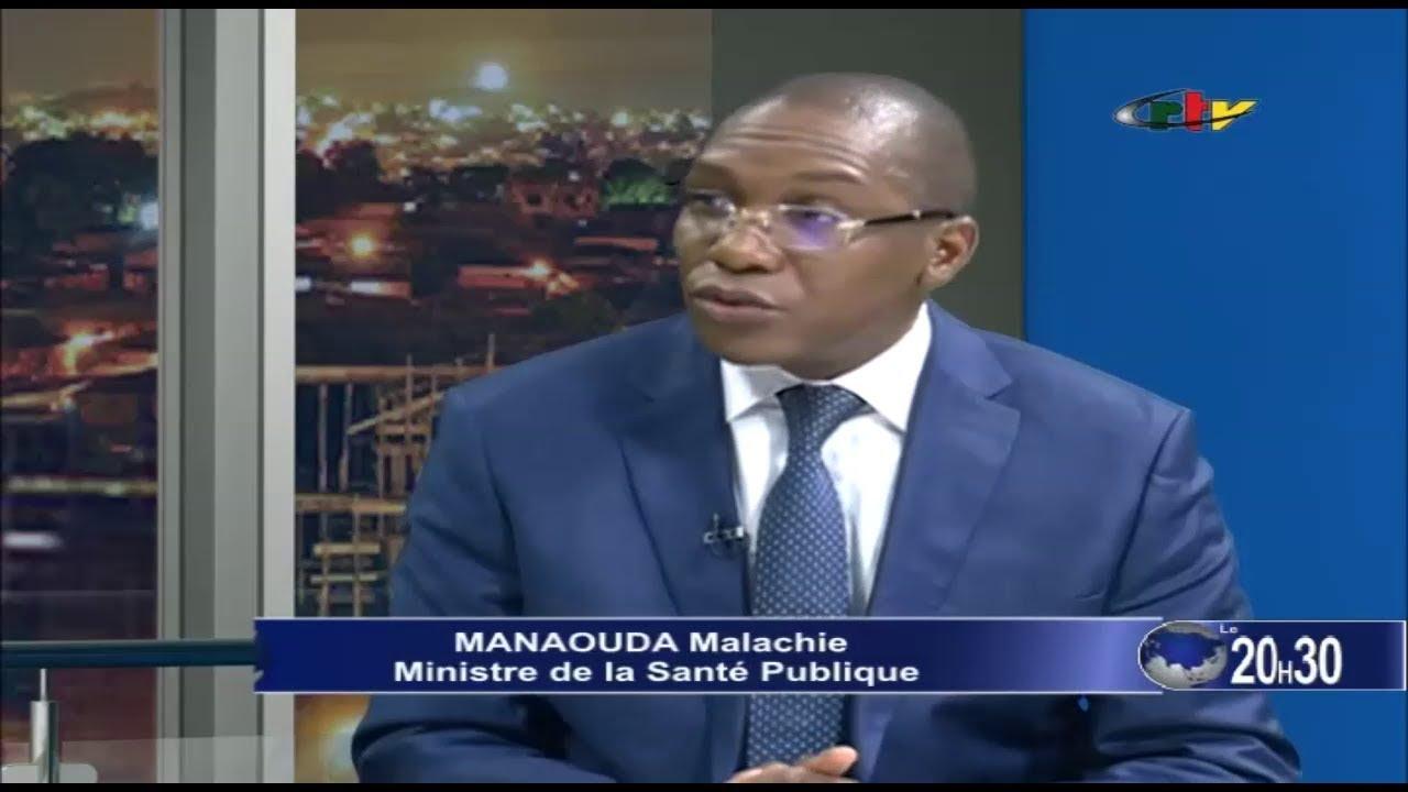 Dr Manaouda Malachie, Ministre de la Santé publique