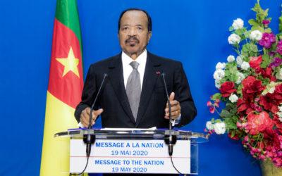 "Covid19 : Paul Biya salue ""l'extrême courage du corps médical au Cameroun"""