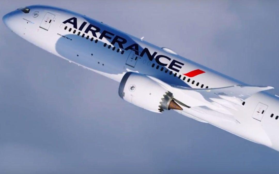 Après l'interruption due à la Covid-19, Air France relance ses vols vers le Cameroun