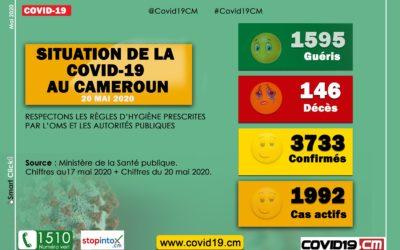 """""""Covid-19 : Le président de la République nous interpelle à s'impliquer personnellement dans cette lutte complexe"""""""