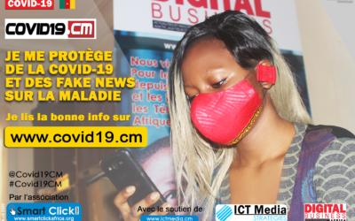 Covid-19 au Cameroun : Les mesures de prévention et les mesures du gouvernement ! Téléchargez la plaquette Covid19.CM