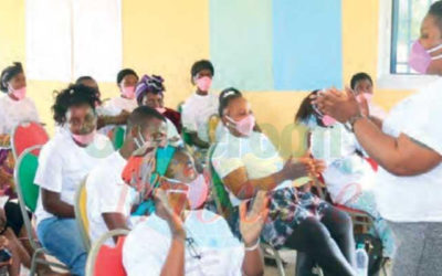 North West  : Vulnerable Women Trained to Confront Covid-19