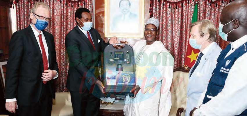 Vrai, l'OMS et l'Union européenne ont offert 183 concentrateurs d'oxygène pour les hôpitaux camerounais